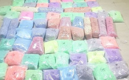 Κομοτηνή: Κατασχέθηκαν 500.000 ναρκωτικά δισκία ecstasy