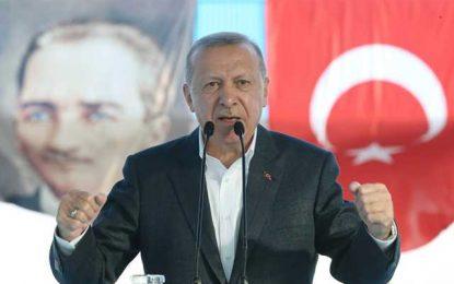 """Δήλωση """"φωτιά"""" Ερντογάν για την Ελλάδα: Εύχομαι να μην πληρώσουν το ίδιο τίμημα όπως πριν 100 χρόνια"""