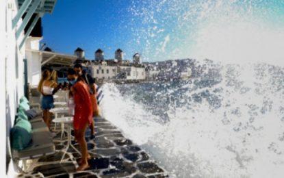 Καιρός: Υψηλές θερμοκρασίες και βοριάδες στο Αιγαίο -Πού αναμένονται ασθενείς βροχοπτώσεις