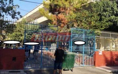 Κατάληψη σε τρία σχολεία της Πάτρας από μαθητές που αρνούνται να φορέσουν μάσκα!