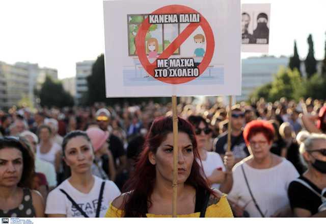 Σύψας: Επικίνδυνο όσο ο κορονοϊός το κίνημα κατά της μάσκας – Επανάκαμψη της επιδημίας τέλος Νοεμβρίου