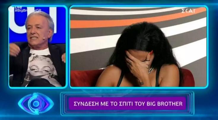 Πρωτοφανής έκρηξη Μικρούτσικου στο Big Brother για το ροζ βίντεο! «Ο παλιοκερ@τ@ς, ο αγύρτης…»