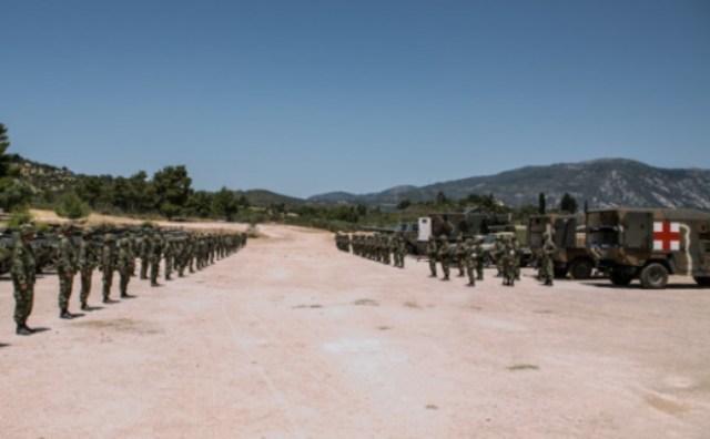 Στρατιωτική θητεία: Το σχέδιο για διζωνικό σύστημα -Θητεία από 9 έως 12 μήνες