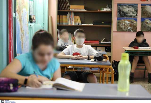 Κορονοϊός: Ομόφωνο «ΝΑΙ» στη χρήση μάσκας στο σχολείο από την Παιδοπνευμονολογική Εταιρεία