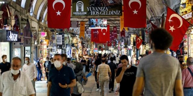 Handelsblatt: Βυθίζεται στην ύφεση η Τουρκία -Είναι σε δίνη βαθιάς οικονομικής κρίσης