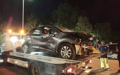 Λάρισα: Τα νεότερα για τα δύο 16χρονα παιδιά που έπεσαν στον Πηνείο μετά από χτύπημα αυτοκινήτου