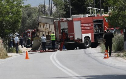 Τραγωδία στις Σέρρες: Κατέληξε η 43χρονη που τραυματίστηκε στο τροχαίο στην γέφυρα του Στρυμόνα