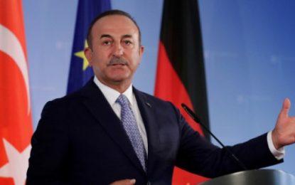 Τσαβούσογλου: Κατηγορεί την Ελλάδα για την αύξηση των εντάσεων στην ανατολική Μεσόγειο