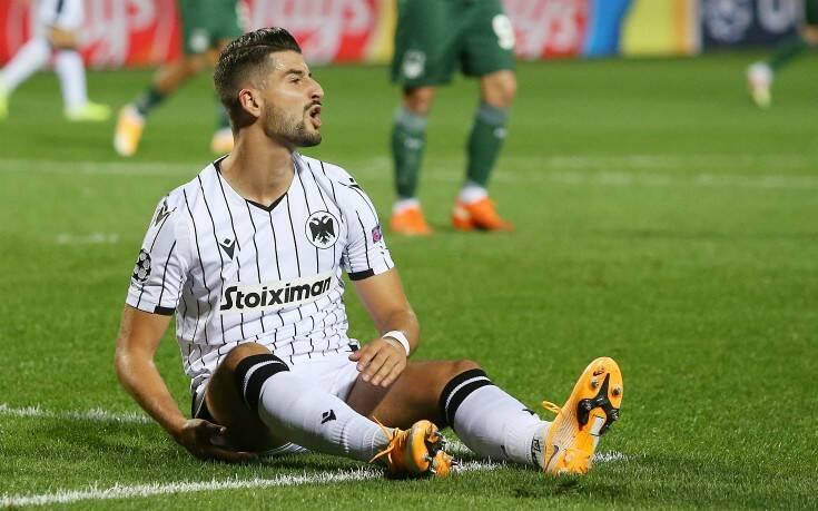 Champions League: Ούτε φέτος τα κατάφερε ο ΠΑΟΚ, ήττα και στην Τούμπα με 2-1 από την Κράσνονταρ