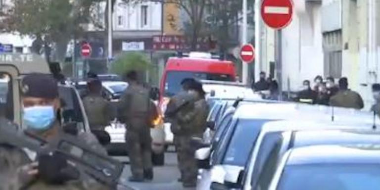 Τρόμος στη Γαλλία: Ενοπλη επίθεση σε Ελληνορθόδοξη εκκλησία στη Λυών -Τραυματισμένος ιερέας