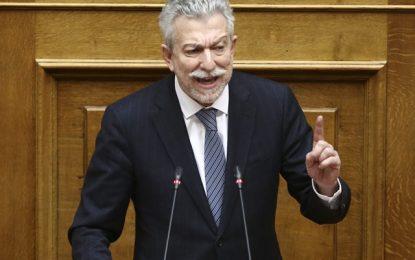 Πόλεμος ΣΥΡΙΖΑ – ΝΔ για την Χρυσή Αυγή και τις ποινές – Φωτιά έβαλαν οι δηλώσεις Κοντονή
