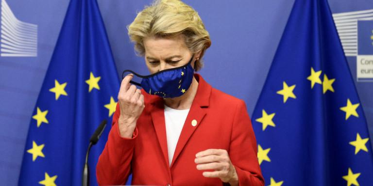 Φον ντερ Λάιεν: Τα κρούσματα θα αυξηθούν γρήγορα τις επόμενες τρεις εβδομάδες -Ανακοίνωσε νέα μέτρα