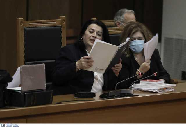 Δίκη Χρυσής Αυγής: Στη φυλακή ο Μιχαλολιάκος και το υπόλοιπο διευθυντήριο – Εκτός η Ζαρούλια και άλλοι 11