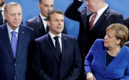 «Πόλεμος» Μακρόν – Ερντογάν: Οργή στην Ευρώπη κατά Τουρκίας – Στήριξη στον Γάλλο πρόεδρο