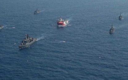 Ανεβάζει την ένταση η Τουρκία: Μεγάλη στρατιωτική άσκηση σε Μεσόγειο και Αιγαίο -Βγάζει 87 πλοία, 27 αεροσκάφη