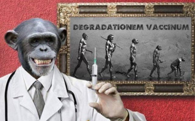 Κορωνοϊός – Σάλος με ρωσική «εκστρατεία δυσφήμισης» του εμβολίου της Οξφόρδης: «Θα σας κάνει πιθήκους!»