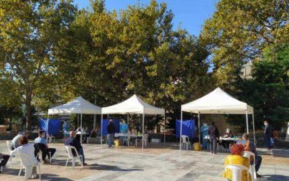 Παρά τα μέτρα, στο «κόκκινο» η υπερμετάδοση σε Θεσσαλονίκη, Σέρρες, Λάρισα