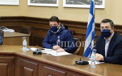 Ο Νίκος Χαρδαλιάς ανακοίνωσε νέα, πιο σκληρά μέτρα στη Βόρεια Ελλάδα
