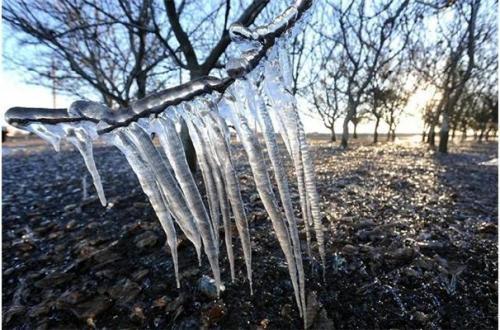 Καιρός: Ισχυρός παγετός στην Βόρεια Ελλάδα – Πού έπεσε ο υδράργυρος στους -8