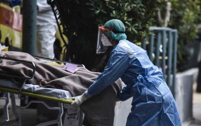 Κορονοϊός: Ρεκόρ νεκρών και διασωληνωμένων – 2581 νέα κρούσματα