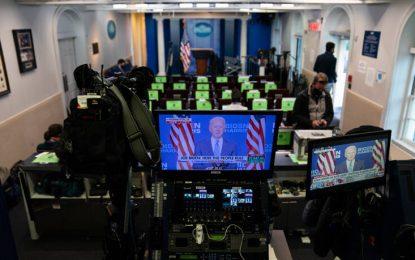 Εκλογές στις ΗΠΑ: 17 εκλέκτορες χωρίζουν τον Τζο Μπάιντεν από τον Λευκό Οίκο – Η Νεβάδα δείχνει να κρίνει το αποτέλεσμα
