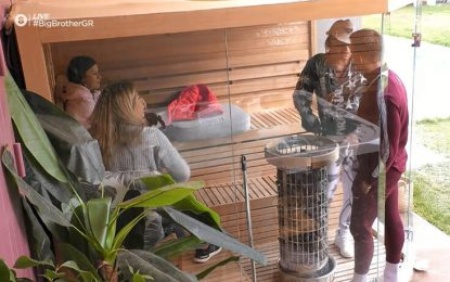 Big Brother: Πανικός με Σοφία Δανέζη και Δημήτρη Πυργίδη για την «κομπάρσα» Ραΐσα Κόντη