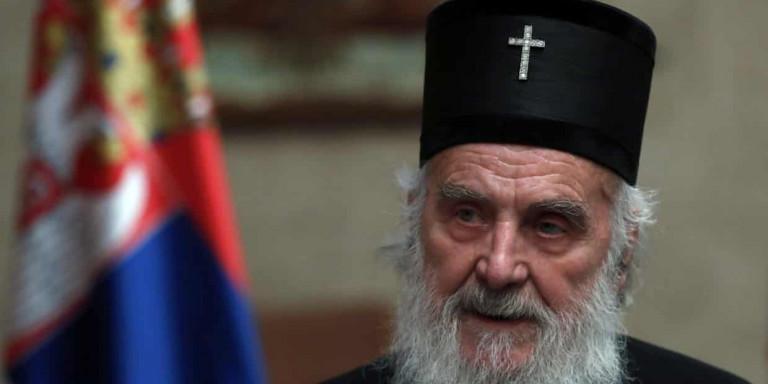 Εκοιμήθη ο πατριάρχης Σερβίας Ειρηναίος -Από κορωνοϊό