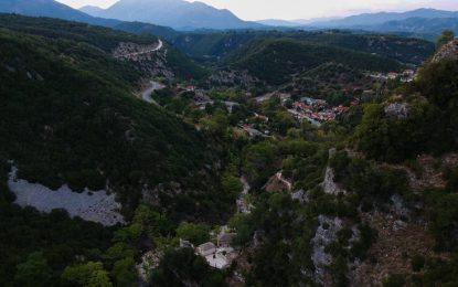 Τρία άγνωστα στο ευρύ κοινό χωριά των Ιωαννίνων