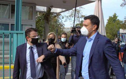 Lockdown στην Θεσσαλονίκη προανήγγειλαν Κικίλιας και Ζέρβας!