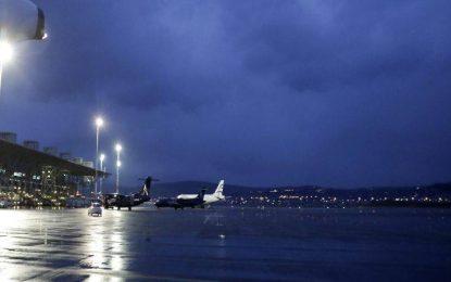 Τέλος οι πτήσεις στο αεροδρόμιο «Μακεδονία» μέχρι τις 17 Νοεμβρίου