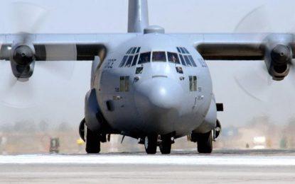 Με C-130 μεταφέρονται στην Αθήνα τρεις σοβαρά ασθενείς με κορονοϊό από την Βόρεια Ελλάδα!