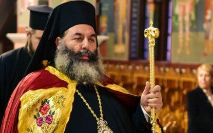 Εκοιμήθη ο Μητροπολίτης Λαγκαδά Ιωάννης, ήταν θετικός στον κορωνοϊό -Συμμετείχε στη δοξολογία του Αγ.Δημητρίου στη Θεσσαλονίκη