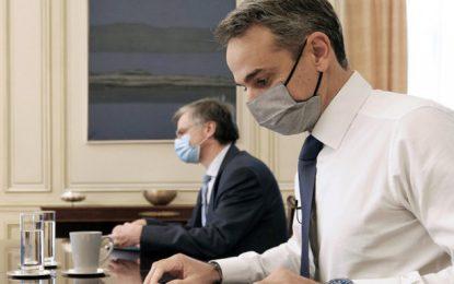 Κορωνοϊός: Ο ιός δεν φεύγει… ούτε το lockdown – Σήμερα η εισήγηση των λοιμωξολόγων για το τι δεν θα ανοίξει
