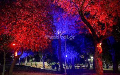 Δείτε πως θα στολιστεί φέτος το χριστουγεννιάτικο χωριό στη Θεσσαλονίκη(Εικόνες)