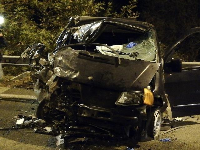 Σέρρες: Νεκρός 78χρονος σε τροχαίο κοντά στο Χορτερό(Εικόνες)