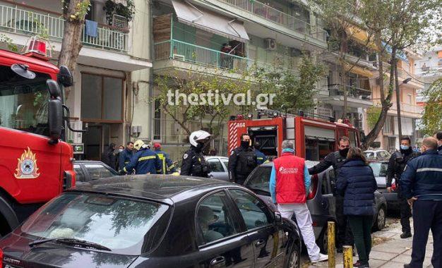 Τραγωδία στη Θεσσαλονίκη: Νεκρός 16χρονος με κινητικά προβλήματα από φωτιά σε διαμέρισμα