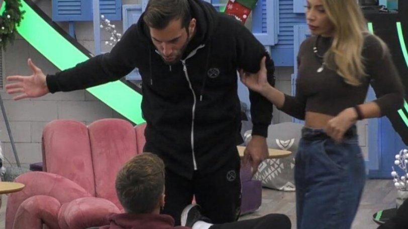 Σάλος με την παραλίγο σύρραξη Big Brother: «Τι θες τώρα ρε μ@λ@κ@, μην σου δώσω χαστούκι» (Βίντεο)