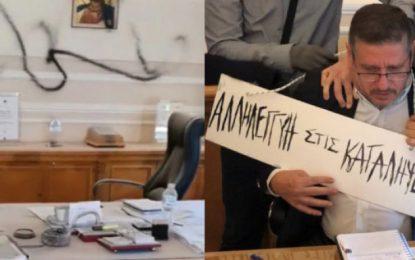 Εξιχνιάστηκε η επίθεση στον πρύτανη της ΑΣΟΕΕ -Κατηγορίες σε οκτώ άτομα για εγκληματική οργάνωση και αρπαγή με βία