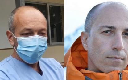 Γιατροί στη ΜΕΘ του νοσοκομείου Λάρισας οι ορειβάτες που σκοτώθηκαν στον Όλυμπο