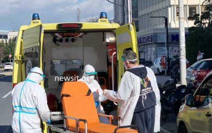 Πάνω από 40 κρούσματα κορονοϊού σε γηροκομείο στο Μαρούσι – 14 σε νοσοκομεία – Η συγκινητική κίνηση ενός οδηγού