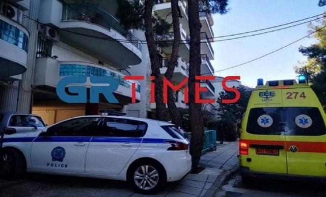Συναγερμός στη Θεσσαλονίκη: Γυναίκα έπεσε από μπαλκόνι 3ου ορόφου στο κενό(Εικόνα)