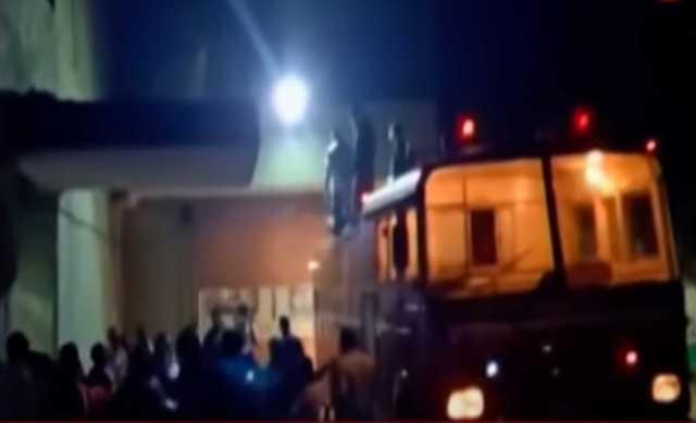 Ασύλληπτη τραγωδία! 10 νεογέννητα μωράκια κάηκαν ζωνταντά σε νοσοκομείο(Βίντεο)