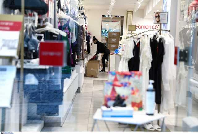 Θεσσαλονίκη: Με click away ανοίγουν σήμερα τα καταστήματα λιανεμπορίου