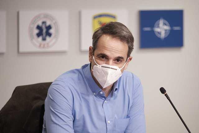 Μητσοτάκης: Ο πόλεμος συνεχίζεται, η νίκη είναι ορατή -Απολογισμός για τον ένα χρόνο πανδημίας
