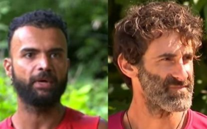 Survivor: Πυρ και μανία ο Κονδυλάτος με Κοψιδά, «αυτός ο μ@$#&@ς παίζει με την πείνα μας»(Βίντεο)