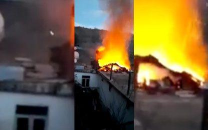 Αδιανόητη τραγωδία στην Ξάνθη: Ηλικιωμένοι κάηκαν ζωντανοί στις Σάτρες (Bίντεο)