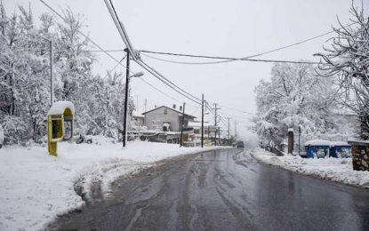Καιρός – Βόρεια Ελλάδα: Έκτακτο δελτίο επιδείνωσης με παγετό και χιόνια – Σε επιφυλακή οι Αρχές