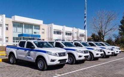 Αυτά είναι τα νέα περιπολικά της Ελληνικής Αστυνομίας
