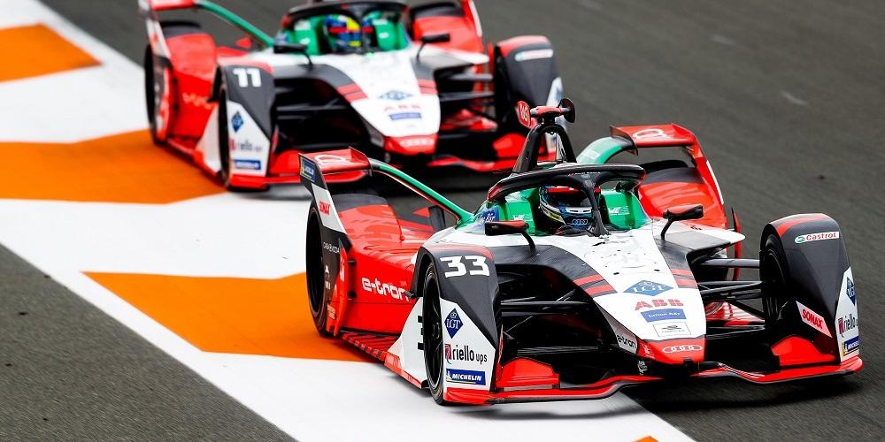 Συνέντευξη με τους πιλότους της Audi λίγο πριν την εκκίνηση της Formula E
