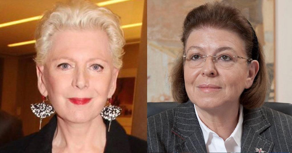 Ακρίτα για Yπουργό Πολιτισμού Λ. Μενδώνη: «Είναι σούργελο η γυναίκα»